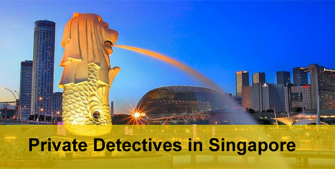 Private Detectives in Singapore